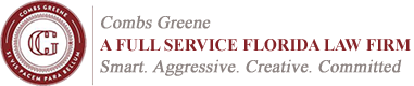 Combs Greene Header Logo